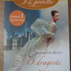 O DRAGOSTE NEPOTRIVITA - ELIZABETH HOYT