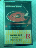 caseta Status Quo-If you cant stand the Heat