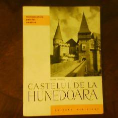 Oliver Velescu Castelul de la Hunedoara, ed. a II-a, Alta editura