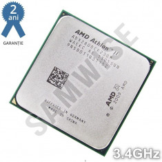 Procesor AMD Athlon II X2 B28 3.4GHz, 2MB Cache, Socket AM2+ AM3, 64-Bit