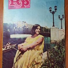 romania pitoreasca august 1987-art. calimanesti-caciulata,iasi,raul dambovita