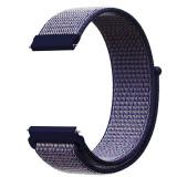 Curea material textil, Telescoape QR, 22mm, Savoy Blue