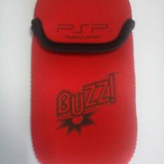 Husa protectie PSP rosie