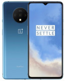 Telefon Mobil OnePlus 7T, Procesor Octa-Core Snapdragon 855+, Fluid AMOLED Touchscreen Capacitiv 6.55inch, 8GB RAM, 256GB Flash, Camera Tripla 48+12+1