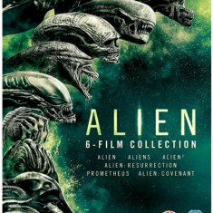 Filme Alien 1-6 DVD BoxSet Complete Collection