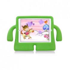 Husa protectie tableta IPAD AIR pentru copii, Verde, BBL230