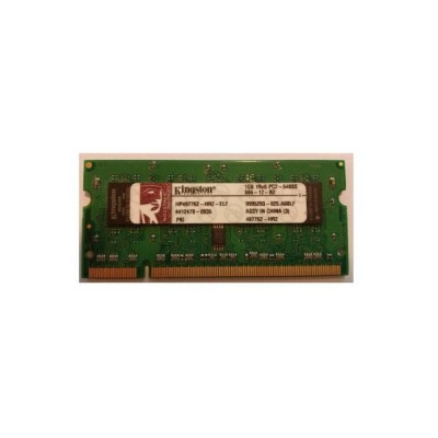 Memorie laptop 1 GB DDR2 KINGSTON 1 GB 1Rx8 PC2-6400S-666-12-B2 DDR2 foto