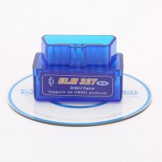 Diagnoză mini ELM 327  OBD V2.1 bluetooth
