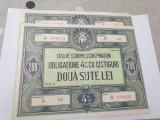 Cumpara ieftin Obligatiune romania 200 lei rsr