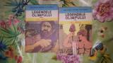 Legendele Olimpului zeii + eroii 2 volume cartonate- Alexandru Mitru