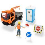 Cumpara ieftin Automacara constructii cu sunete Dickie Toys