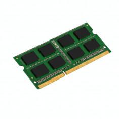 Memorii Laptop Noi Kingston 8GB DDR3 1600MHz KCP316SD8/8