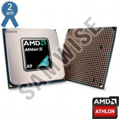 Procesor AMD Athlon II X2 250 Dual Core, 3GHz Socket AM3, Cache 2MB