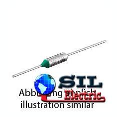 Siguranta termica TS184 10 A 250V (4,2 x 11,6 mm)