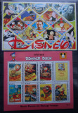 Timbre Desene Animat Disney, Nestampilat