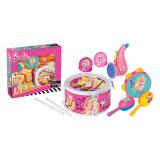 Barbie - Set de instrumente muzicale