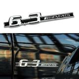 Emblema 6.3 AMG pentru aripa Mercedes, Mercedes-benz