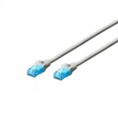 Patchcord Digitus Premium UTP CAT6 0.25m White