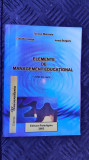 ELEMENTE DE MANAGEMENT EDUCATIONAL - LANGA , BULGARU , PARADIGME