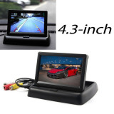 "Display auto 4.3"" pliabil monitor pentru camera marsarier"