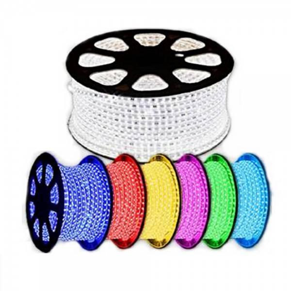 Furtun Luminos Banda 3000 LEDuri RGB 5050 Rola 50m CL