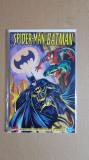 Comics ~ banda desenata ~ Batman Spider-Man