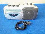 Philips Radio Casetofon Portabil