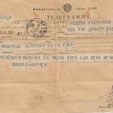3 telegrame sovietice
