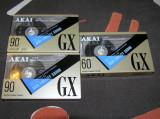 Casetă audio Akai GX
