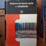 Dictionar de Istorie Veche a Romaniei