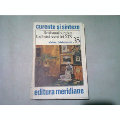 REALISMUL BURGHEZ LA SFARSITUL SECOLULUI XIX - ALEKSA CELEBONOVIC