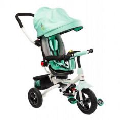 Tricicleta Pliabila Wroom Turquoise