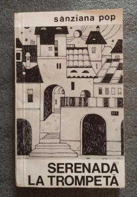 Sânziana Pop - Serenadă la trompetă (prima ediție, 1969) foto