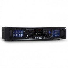 Skytec SPL-500 amplificator HiFi 1600W USB-SD-MP3