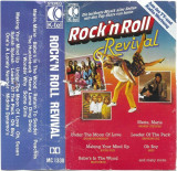 Caseta Rock'n'Roll Revival, originala