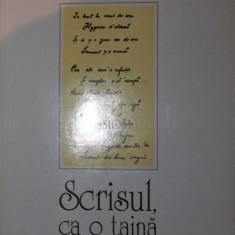SCRISUL CA O TAINA - N. GEORGESCU