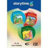DVD Povesti Storytime 6