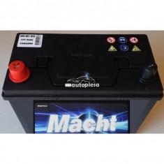 Acumulator baterie auto MACHT 45 Ah 330A cu borne inverse JIS (masini japoneze) 25630
