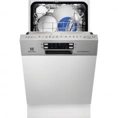 Masina de spalat vase partial incorporabila Electrolux ESI4500ROX, 9 seturi, clasa energetica A+