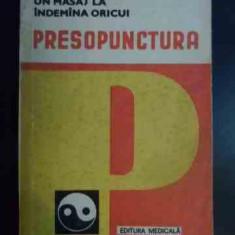 Un Masaj La Indemana Oricui Presopunctura - Sabin Ivan ,546016