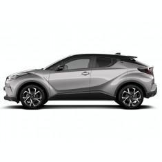 Perdele interior Perdele interior Toyota C-HR 2018-> 5 PIESE   AL-150219-2