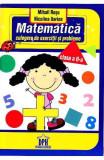 Matematică. Culegere de exerciții și probleme pentru clasa a II-a