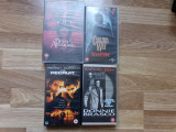 Lot filme Al Pacino, casete video VHS - Devil's Advocate, Donnie Brasco, Carlito