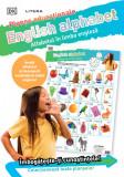 English Alphabet. Alfabetul în limba engleză. Planșe educaționale
