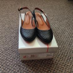 Pantofi/sandale damă piele