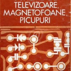 Scheme de televizoare, magnetofoane, picupuri, vol. 1, 2