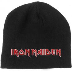 Caciula Iron Maiden: Logo