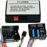TF-MFD2 interfata modul pentru video in miscare Audi VW Seat Skoda CarStore Technology