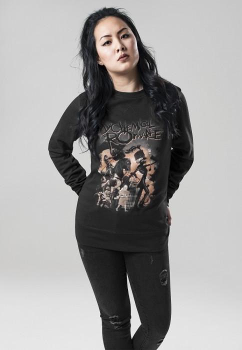 Ladies My Chemical Romance On Parade Crewneck Merchcode M EU
