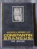 Ion Mocioi - Estetica operei lui Constantin Brâncuşi